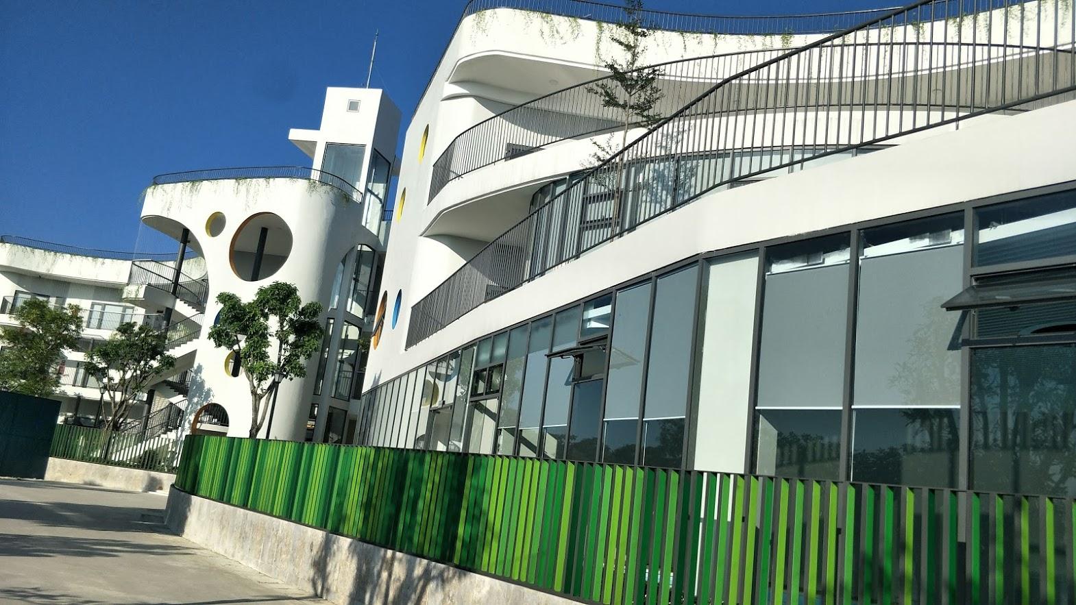 Trường mầm non quốc tế tại TP Vinh - Nghệ An